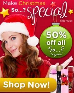 half price christmas