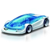 Thumbs Up Fuel Cell Car