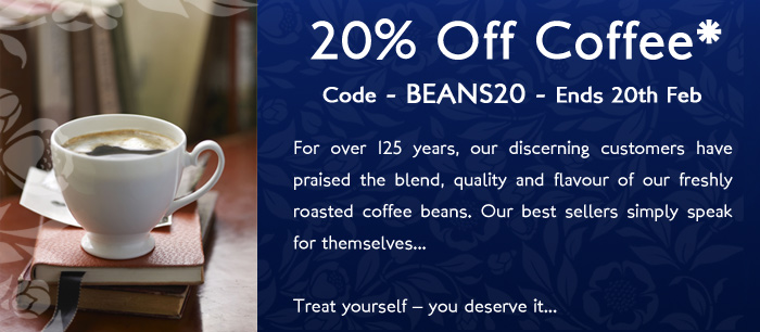 20% Off Coffee