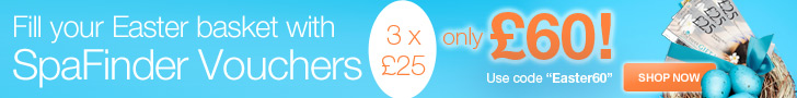 SpaFinder Easter Offer
