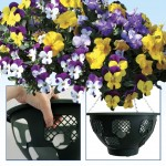 Easi Hanging Baskets 12inches in diameter, Set of 2, £15.99