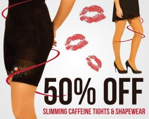 skinkiss caffeine tights 50% off