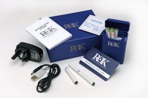 ROK e cigarette original starter kit