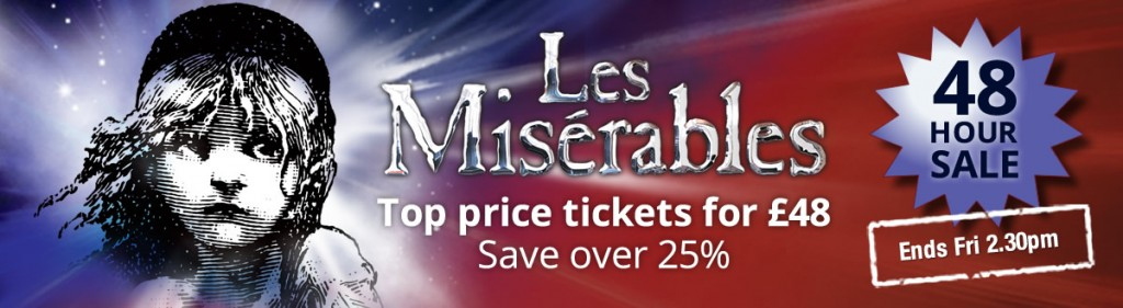 48 Hour Sale - Les Miserables