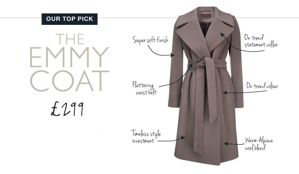 Fenn Wright Manson - The Emmy Coat