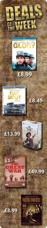 dvd gold Deals of the Week
