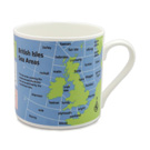 Sea Areas Mug