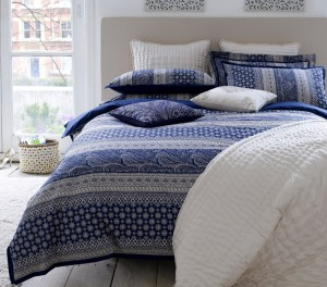 45% off on Aleah king duvet cover