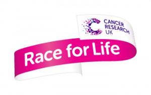 Race for Life 2013 Logo