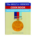 Help for heroes Cook Book