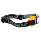 Multi Colour LED Headlamp