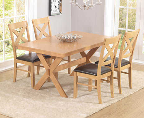 Harrogate 150cm Table and Chairs