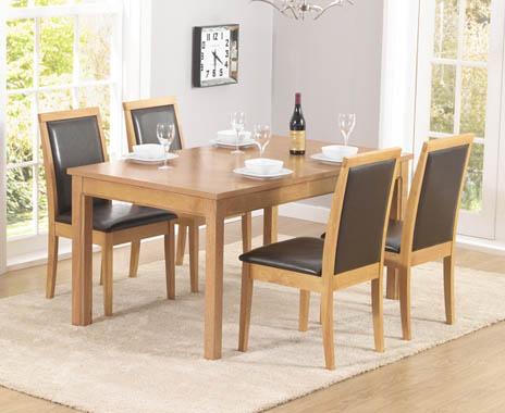 Suffolk 150-195cm Extending Table
