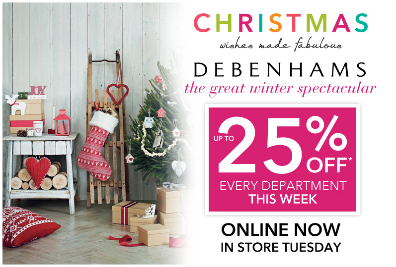 Personalised Wedding Gifts Debenhams : ... get an additional 10% off your order at Debenhams.ie, no minimum spend