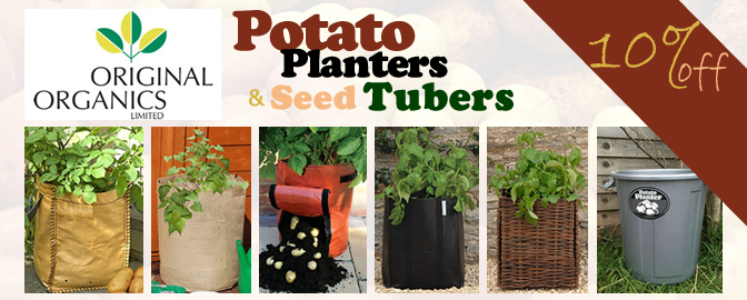 Potato Planters and Seed Tubers