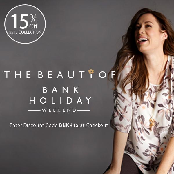 Bank Fashion Discount Code November