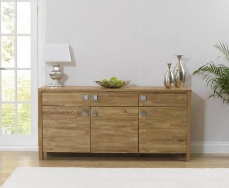 Lisbon Oak Sideboard