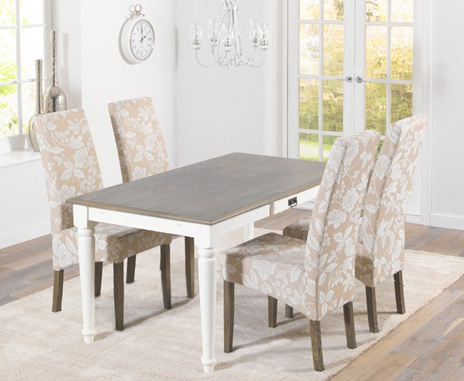 Montpellier 150cm Dining Table and 4 Chairs