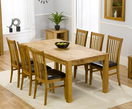 Verona 180cm Dining Table and 6 Chairs