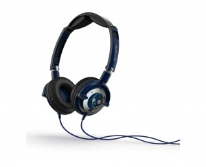 SkullCandy Lowrider 2.0 On Ear Headphones w/Mic SCS5LWFY-131 Navy/Chrome