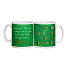 Personalised Father's Day Love You Forever Mug
