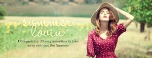 Ohtique Summer Lovin'