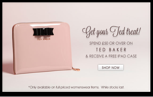 Ted Baker Gift at Cruisefashion.co.uk