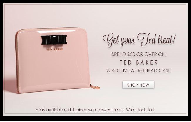 Ted Baker Gift at Cruisefashion.co.uk