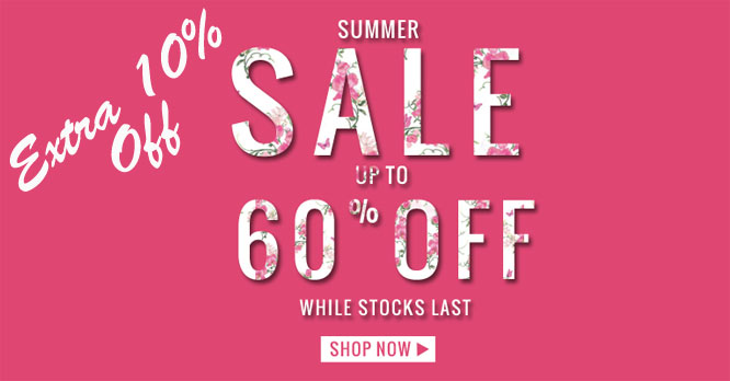 Extra 10 Percent Off Heathcote Ivory Summer Sale