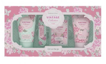 Free Vintage Rose Girl On the Go Set from Heathcote Ivory - Product