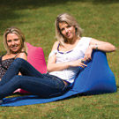 Wicked Wedge Inflatable Lounger