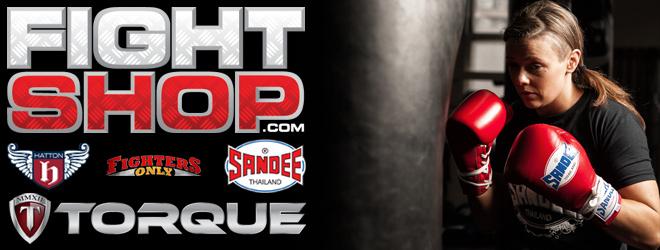 Fightshop Affiliate Programme Launch