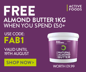 Free Almond Butter