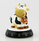Cow Kitchen Timer
