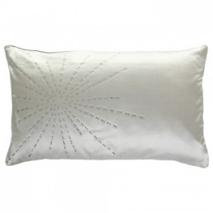Gingerlily Starburst grey silk swarovski crystal cushion (1) copy