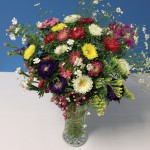 Select Bouquet of Jersey Grown Flowers, just £15.99