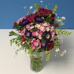 Popular Bouquet of Jersey Grown Flowers, just £12.99