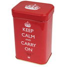 Keep Calm and Carry On Tea