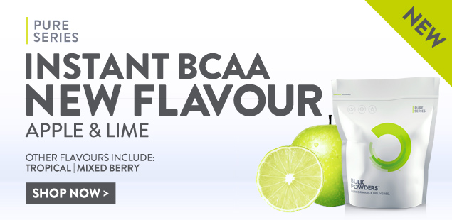 Instant BCAA Apple Lime Flavour