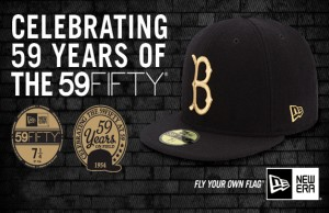 Celebrate 59 Years of the 59FIFTY Fitted Caps.