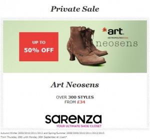 Art Neosens Private Sale