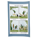 Tottering Perfect Marriage Tea Towel