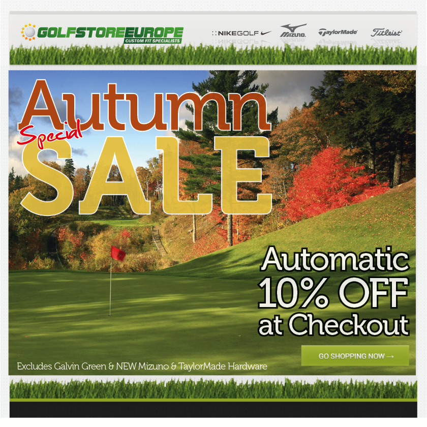 00631 - GSE Autumn Special Sale AW