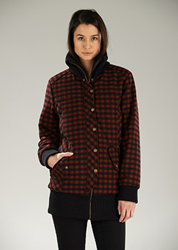 8371-Supremebeing-Burrow-Jacket-Red-Check-1