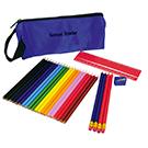 Personalised Pencil Case & Pencils