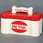 A Spoilt Dog Eats Here Feeding Bowl, Only £16.99