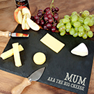 Cheese Slate Board