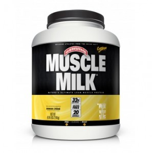 50346 Muscle Milk 5 lbs. - Banana Creme-360x363