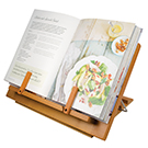 Wooden Book Rest