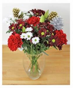 Christmas Bouquet, Fineflora